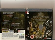 Mortal Kombat vs DC PLAYSTATION 3 PS3 STEELBOOK Raro