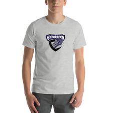Chicago Enforcers Defunct XFL Football Team Short-Sleeve Unisex T-Shirt