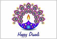 Diwali Holiday Greeting Cards (Diwali Light Design 10 pack) USA FAST SHIPPING