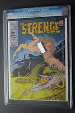 DR. STRENGE CONEN The BARBARIAN #1 Conan Strange Parody Underground 1973 CGC 9.2