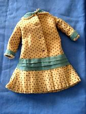 SUPERBE Robe fin XIXème poupée JUMEAU poupée   Parisienne de Mode