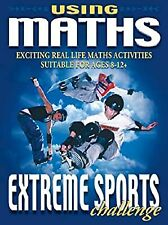 Using Maths 2 Extreme Sports Challenges, TickTock Books, Used; Good Book