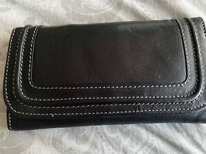 Clarks Leather Purse.