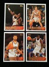 1994-95 1996-97 1997-98 1998-99 2003-04 Topps Embossed Finish Your Set 8 Cards$1