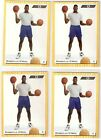 SHAQUILLE O'NEAL 1992-93 CLASSIC DRAFT PICKS (2 CARD ROOKIE #104 LOT) LSU LAKERS