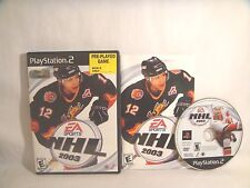 NHL 2003 (Sony PlayStation 2, 2002)  complete