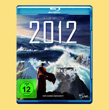 ••••• 2012 - Wir waren gewarnt (von Roland Emmerich) (BluRay)