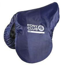 Pony Club Saddle Cover Navy Blue - One Size