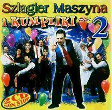 Szlagier Maszyna i Kumpliki cz.2 (2CD) - Slaskie,Polen,Polnisch,Polska,Poland