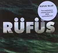 RÜFÜS Blue CD NEAR NEW 6 Track EP Gatefold Sleeve RUFUS