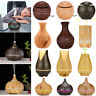 400ml Timing Humidifier LED Ultrasonic Aroma Oil Diffuser Aromatherapy Purifier