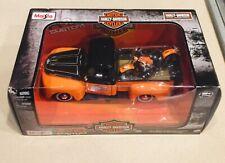 🏁 Maisto Harley Davidson H-D Custom 1948 Ford F1 Pickup 1936 El Knucklehead 🏁