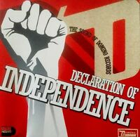 Various - Declaration Of Independence (Promo CD) NME/Domino Records. Indie Rock