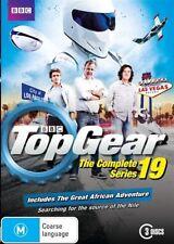 Top Gear : Series 19 (DVD, 2013, 3-Disc Set)