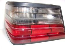 95 MERCEDES E320 W124 REAR LEFT TAIL LIGHT LAMP 1248208864 OEM MA