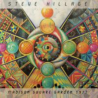 "Steve Hillage : Madison Square Garden 1977 Vinyl 12"" Album (Limited Edition)"