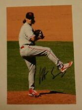 2016 AZFL, 4x6 photo. Philadelphia Phillies - JEFF SINGER - Autographed