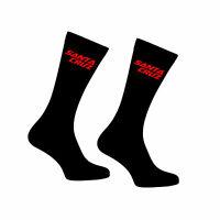 SANTA CRUZ Socks Dress MTB Road Bike T shirt Jersey Cycling NEW Printed