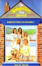 Babysitters on Board (Babysitters Club Specials),Ann M. Martin