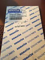 Komatsu Parts 6742-01-2491/6742012491