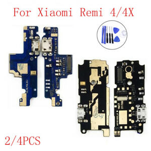 2/4X With Mic USB Charger Charging Board Flex Cable OEM For Redmi Note 4/4X HQ.