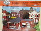 Con-Cor 908 HO Gas Station Building Kit