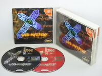WEB MYSTERY Ref/bbc Dreamcast Sega Japan dc