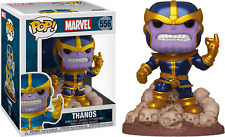 "The Infinity Gauntlet - Thanos Snap Metallic 6"" Deluxe Pop! Vinyl Figure"