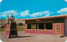 c1950s Coffee Mill Cafe, Dubois, Wyoming Postcard