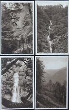 Aberystwyth: Collection x 4 The Hotel & Devil's Bridge, Old Postcards