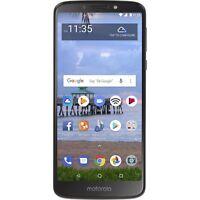 Total Wireless Motorola Moto e5 4G LTE Prepaid Cell Phone