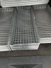 30 Mesh Donut Frying Glazing Racks Trays Screens Doughnut Basket Wire Good Cond
