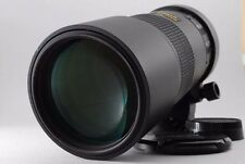 【NEAR MINT+】Nikon NIKKOR AF-S 300mm f/4 D IF ED Telephoto Lens from Japan 316F