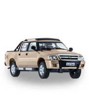 Chevrolet collection 1/43 Diecast - Chevrolet S-10 Deluxe 2.5  dupla 2009 CHE013