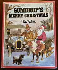 GUMDROP'S MERRY CHRISTMAS by Val BIRO : 1st. edition : 1992 : EX ~ LIBRARY Copy.