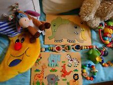 Spielzeugpaket Spielsachen Holzspielzeug Konvolut Kleinkind Holz beeboo vtech