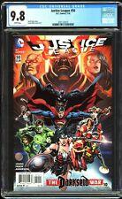 Justice League # 50 CGC 9.8 NM/MT 1st Jessica Cruz Green Lantern & Three Jokers