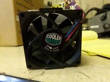 "Cooler Master Squaer Cooling Fan 3-1/2"" *Free Shipping*"