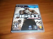The Fight: Lights Out (Sony PlayStation 3, 2010) Used Complete PS3