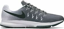 Nike Women's Air Zoom Pegasus 33 Grey/Black/White Sz 11 831356-002