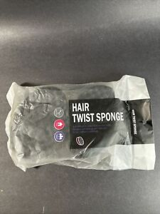2 Pack Hair Twist Sponge Brush Natural hair care beauty curl sponge