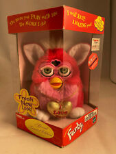 "UNDOCUMENTED Ultra Rare Furby Fresh Valentine ""Fresh New Look!"" ABSOLUTELY MINT!"