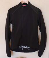 RAPHA Women Cycling Jacket Black Medium Rapha Dee Weather Jacket M
