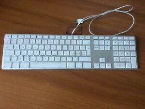 Apple A1243 USB Tastiera Alluminio
