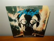 Tangerine Dream . Thief . Soundtrack . Elektra Record LP