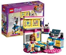LEGO Friends Olivia's Deluxe Bedroom Girls Building Play Set 41329 - 163 pieces