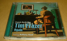 TIM FRAZER AGAIN---FRANCIS DURBRIDGE 2 DISC CD AUDIO BOOK