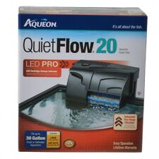 LM Aqueon LED Pro Power Filter QuietFlow 20 (Aquariums up to 20 Gallons)