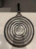 Rare Vintage CLUB Pan Crepe Pancake Omelette Skillet Frying Pan