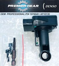 Factory OEM Mass Air Flow Sensor DENSO 197-6040 Premier Gear AF10136 MAF